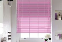 Blinds: Bright and Beautiful / Add a little colour to your room with this vibrant range of custom bright & beautiful made blinds.