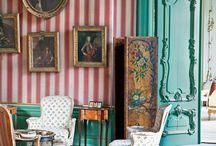 Interior - Summer color
