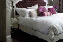 Bedrooms / by Amanda Finkenbine