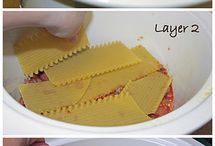 Recipes - Pasta  / by Lisa Burnell