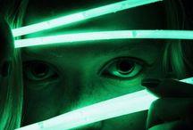 • green light