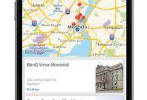Application Musées Montréal / Montréal Museums app / Accédez à l'offre intégrale de plus de 140 expositions et aux informations pratiques de visite des 39 Musées Montréal ! // For complete access to more than 140 exhibitions and all the information you need to visit the 39 Montréal museums !