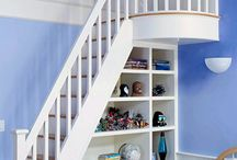 Storage solutions / by Maria Snell