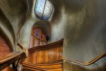 Architecture - Gaudi! / by Business Image Group / Bennett Hall