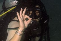 Love to Scuba / I love scuba diving! I have dived in Mozambique and Vietnam and would love to do more!