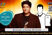 Selfie with Divya Kumar