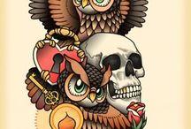 Tatuaxes de outros.