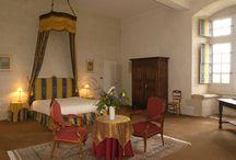 De belles chambres ! / Cinq belles chambres de charme, toutes différentes, vous sont offertes