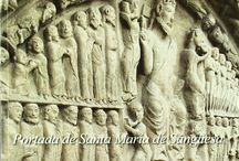 Escultura románica / Libros sobre escultura románica