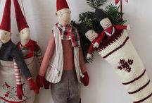 Danish Tilda dolls