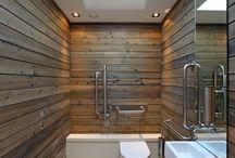 Remodel: Master Bathroom  / by Brandi Mitra