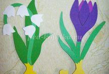 Jaro, jarní květiny (Spring, spring flowers)