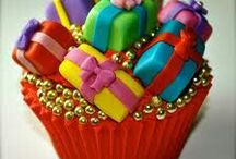 Cupcakes &koekjes