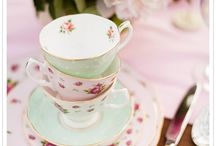 Vamos tomar chá Alice?