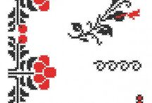 planse punct in cruce cross stitch patterns / planse punct in cruce cross stitch patterns
