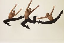I love dance / by Myra Roberson