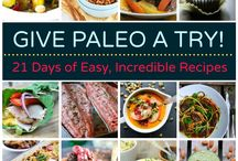 Paleo / by Julie M