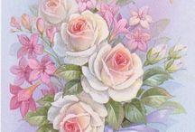 Fleurs/roses