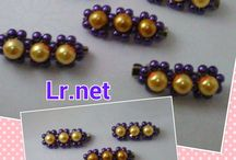 peniti jilbab ungu