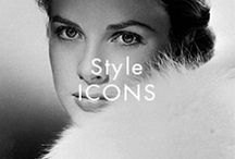 Style Icons / Style inspiration from fashion icons past and present.  / by Elie Tahari