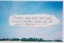 quotes / by Rebekah Applegate