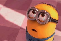 Despicable me / Love the movie and it is awesome
