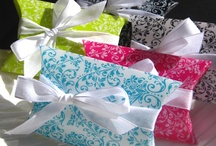 Ideas & Inspirations - Pillow Boxes