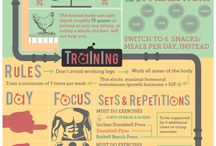 Health & Fitness Infographics