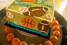 Sports Bday / by Abby Locatis