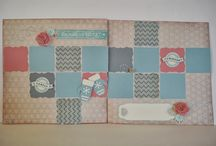 Frosted Workshop On The Go - Close To My Heart / Layouts and cards using the Close To My Heart Frosted Workshop On The Go and Paper Packets.