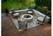 Outdoor ideas for backyard / Great ideas to do in the backyard