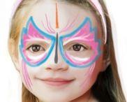 Maquillage pour enfants / Idées de maquillage pour les fêtes