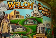 McDowell County, West Virginia / Pins from McDowell County, WV