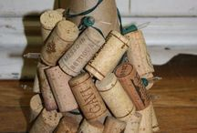Wine cork crafts / by Teresa Patterson