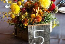 fall wedding / by donna carter