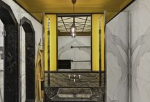 Bathrooms / Selection of bathrooms created by Lionel Jadot
