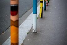 Streetart / by Germán Gallegos