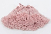 We LOVE tutu's / Great ideas on how to style Beautiful tutus!