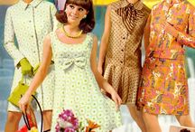 Sixties dresses