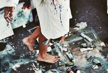 Art photoshoot