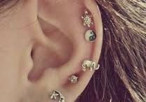 Piercings and tattoos