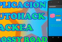 Hacks para Crossy Road / Aqui encontraras todos los Hacks para Crossy Road