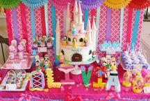 princess party ideas / by Ilana Mendonca