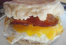 food - freezer breakfast