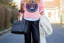 My fav fashion blogger (Cashmere in Style)