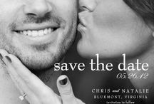 Inspiration | Save The Date / Save The Date ideas