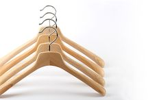 Waxed hangers