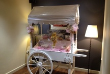 Sweet cart for hire Hertfordshire / Sweet cart and can't buffet tables for hire in Hertfordshire and Essex.  Various packages available.