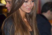 brown haircolor