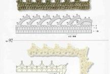 Z*Crochet ~ Edging, Collar